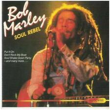 "BOB MARLEY: CD ""Soul rebel"""