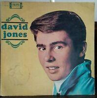 David Jones Vinyl  LP, COLPIX RECORDS CP493