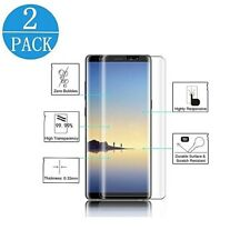 X2 9H Privacy Tempered Glass Screen Protector For Samsung Galaxy Note 8 CURVED