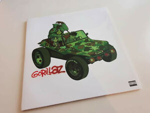 Gorillaz --- Gorillaz Doppel-LP --- Vinyl