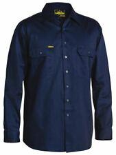 Bisley Cool Lightweight Long Sleeve Drill Shirt #BS6893