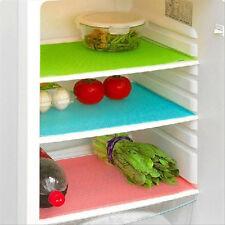 4pcs cuisine antibactérien Armoire Coussinet Anti Dérapant réfrigérateur