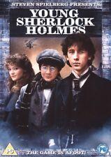YOUNG SHERLOCK HOLMES DVD