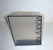 Mary Kay Product Plastic Storage Bag With Snaps Empty