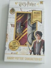 Harry Potter Character Costume Accessories Kit with Necktie & Eyeglasses