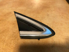 VOLVO V40 2012-2016 RIGHT DRIVERS SIDE WING DOOR TRIM WITH CHROME 31416474