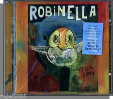 Robinella - Solace for the Lonely - New 2005 CD! with Break It Down Baby!