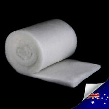 1 x Quality 100cm x 30cm x 2cm Aquarium Filter Biological Filter Wool Mat - NEW