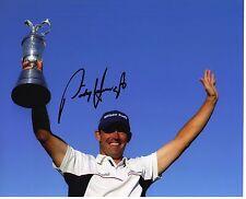 More details for padraig harrington signed 10x8 photo open championship winner aftal coa (3049)