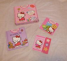 SET 3x ♥ Hello Kitty ♥Musikbuch-Puzzlebuch-Geschichtenbuch ♥ NEU ♥