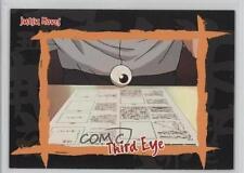 2002 Panini Naruto: Way of the Ninja #31 Third Eye Non-Sports Card 1j6