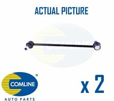 2 x NEW COMLINE FRONT DROP LINK ANTI ROLL BAR PAIR OE QUALITY CSL7137