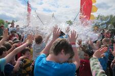 RETE di bolle giganti + 1 LITRO mondo migliore soluzione di bolle