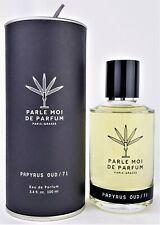 Parle Moi De Parfum Papyrus Oud Eau de Parfum 100ml New in Box!