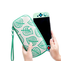 Animal Crossing Carrying Case Storage Bag For Nintendo Switch / Lite Console