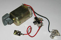 Powerful Vibrator Motor with Switch - 1.5V DC - Run from AA or AAA - Big Weight