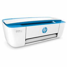 Impresora multifunción HP Deskjet 3720 Wifi azul Usada *no incluye cartuchos*
