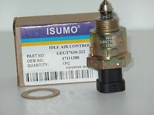 17111288 Idle Air Control Valve Fits: Gm Gmc Isuzu Oldsmobile Pontiac & (Fits: Pontiac Fiero)