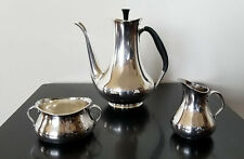 COHR Silver Coffee set 1957 Danish Mid Century Modern Collectible!
