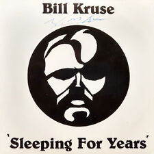 BILL KRUZE Sleeping For Years 7 Inch 45 RPM RARE UK Rock NWOBHM Private LISTEN
