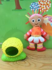 In The Night Garden Upsy Daisy Figure & Bush - Ideal Cake Topper/Decorations!