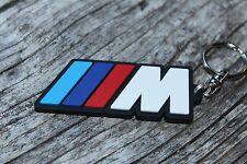 M POWER Schlüsselanhänger fo BMW Motorsport auto car gift Keyring M1 M3 M4 M5 M6