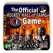 Official Hockey Hall Of Fame Tin Box Collection Edition 3 Board Game 2012