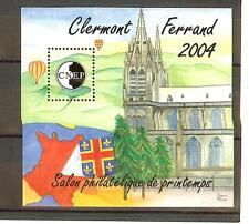 BLOC CNEP N° 40 SALON DE PRINTEMPS CLERMONT FERRAND 2004