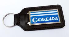 Gordini Keyring - Renault 8 12 17 Dauphine Alpine