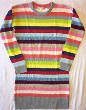 GAP Kids 12 Sweater Dress Striped Sparkly NWT $69.50 NEW