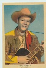 Roy Rogers Paramount Card