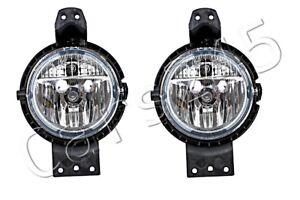 MINI Countryman Paceman 2010- R60 R61 Fog Driving Lights Pair Left+Right