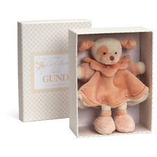 """NWT Gund La Collection Be' Be' Dog Tangerine 12"""" Plush Toy"""