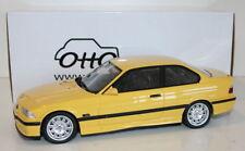 Otto 1/18 Scale Resin - OT666 - BMW M3 E36 - Yellow