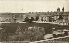 Postcard, United Kingdom, Devonport, Keyham, Naval Barracks