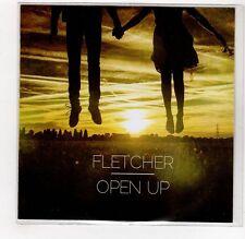 (GI353) Ben Fletcher, Open Up - 2013 DJ CD