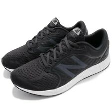 New Balance Fresh Foam Zante Wide Black White Men Running Shoes MZANTBK4 2E