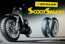 Coppia Pneumatici Dunlop SCOOTSMART 120/80-14 150/70-13 Kymco Downtown 125i