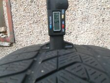 255/45 R20 105V M+S PIRELLI SCORPION 5.14MM TREAD (B477)