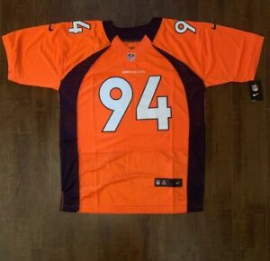 Demarcus Ware Denver Broncos Mens On Field Jersey Size 54 Free Ship (H)