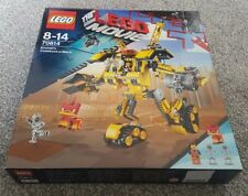 Lego 70814 Emmet Construct O Mech from the 1st The Lego Movie Discontinued Rare