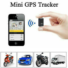 Magnetic Mini GPS Tracker Car Kids GSM GPRS Real Time Tracking Locator Device UK