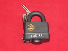 Squire All Terrain Padlock. ATL3  Plastic Covered Lock Body  Free P+P