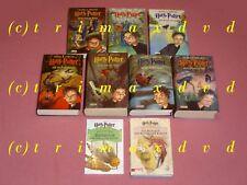 Harry Potter 1-7 & Märchen von Deedle dem Barden & Quidditch Im Wandel der Zeit