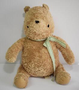 "Classic Winnie the Pooh 15"" Stuffed Plush Bear Nursery Decor Disney"