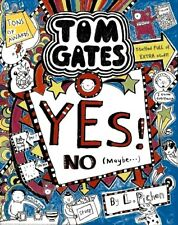 Tom Gates - Yes! No (Maybe...) By Liz Pichon (20% OFF With Multiple Purchases)