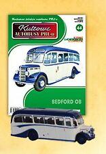 IXO 1:72 Bedford OB BUS + Magazin - LIMITED EDITION - NEW