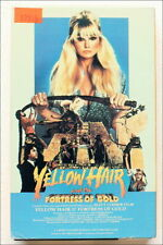 YELLOW HAIR & THE FORTRESS OF GOLD ~ LIGHTNING VIDEO BETA ~ Cult 80's Action