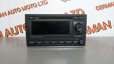 2007 AUDI A4 Navigation Radio Head Unit 8E0035192S