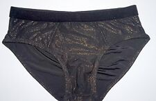 MEN'S Sexy GOLD DUST BRIEF LARGE $24.00